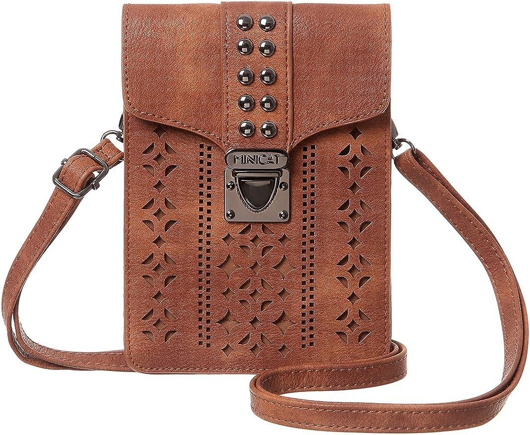 INICAT Minicat Women Max 46% OFF RFID Blocking Bags Very popular Small Cell Pho Crossbody