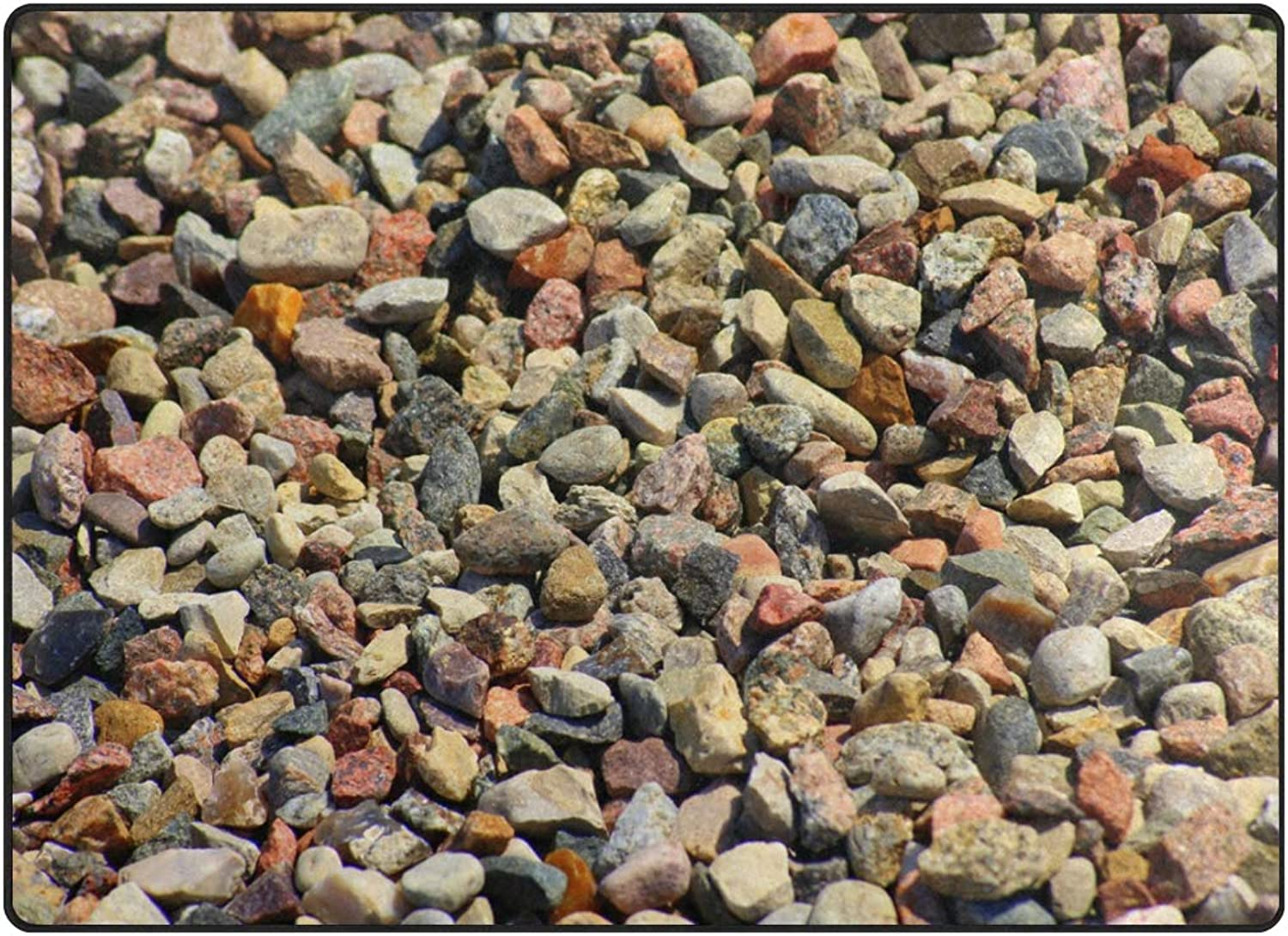 Awesome Pebbles Stones Rugs For Entryway Doormat Area Rug ...