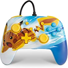 PowerA Pokémon Enhanced Wired Controller for Nintendo Switch – Pikachu Charge