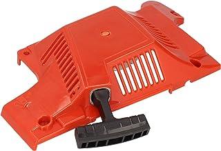 Asixxsix Arrancador de Retroceso Ligero práctico, Conveniente arrancador de Retroceso de rebobinado, reemplazo de Piezas dañadas por Motosierra