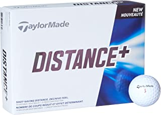 Distance Plus Golf Ball