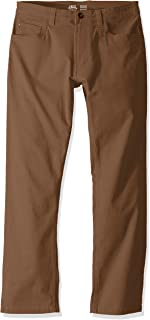 IZOD Men's Saltwater Stretch Flat Front Straight Fit Chino Pant