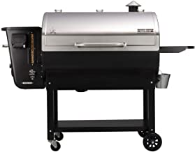 Camp Chef 36 in. WiFi Woodwind Pellet Grill & Smoker - WiFi & Bluetooth Connectivity