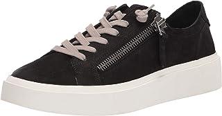 حذاء رياضي نسائي VIRO من Dolce Vita، أسود جلد النوبوك، 7. 5