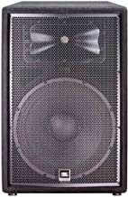 JBL Professional JRX215 Portable 2-way Sound Reinforcement Loudspeaker System, 15-Inch