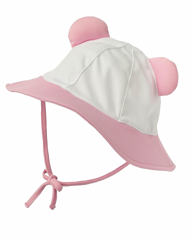 Kids Breathable Bucket Hat - Adjustable Baby  Toddler Wide Brim