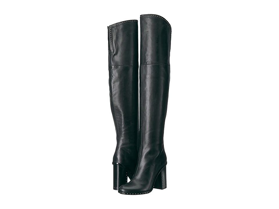 Sigerson Morrison Mars (Black Leather) Women