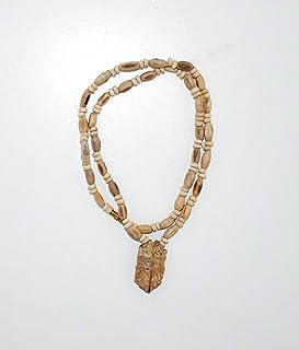 Vrindavan Beauty Products Tulsi Mala with Radha Krishna Pendant / 100% Natural Tulsi Mala with Radha Krishna Locket/Origin...