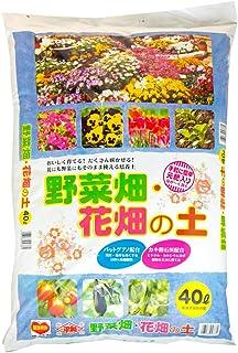 平和 野菜畑・花畑の土 40L