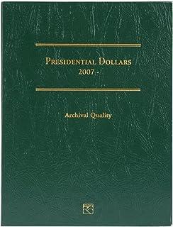 Littleton Presidential Dollar Folder, Multi-Colour, 1.01 x 16.25 x 21.33 cm