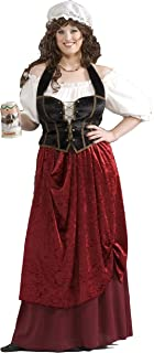Women's Tavern Wench Plus Size Costume