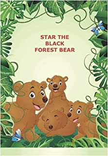 Star The Black Forest Bear