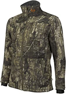 Men's Timber Camo Pro Performance Element Hunting Jacket | Hunting Clothing | Soft Shell