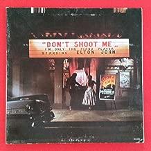 ELTON JOHN Don't Shoot .... Player LP Vinyl VG++ Cover VG+ GF 1972 MCA R 111859