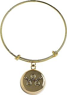 invisawear Smart Jewelry - دستگاه ایمنی شخصی - دستبند طلای بازو ...