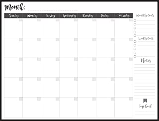 Best at a glance dry erase wall calendar Reviews