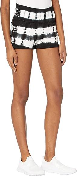 Flat Waist Shorts