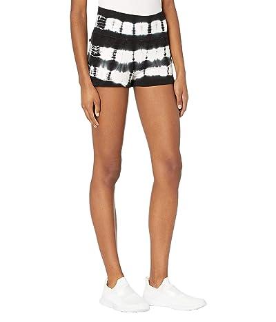 Hard Tail Flat Waist Shorts (Alligator Lines # 2) Women