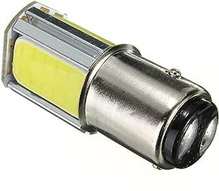 TOOGOO 1156 P21W Ba15S LED Ampoule 3030 42Smd D/éCodant Courant de Frein Constante Lumi/èRe de Frein de Voiture Clignotant Canbus LED Lumi/èRe Ambre Lumi/èRe 12V 24V