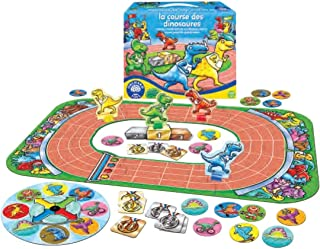 Orchard Toys Dinosaur Race Counting and Matching Game