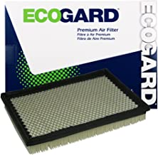 ECOGARD XA5414 Premium Engine Air Filter Fits Jeep Liberty, Grand Cherokee, Commander