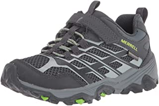 Merrell Unisex Kid's Moab FST Low a/C WTRPF Walking Shoe
