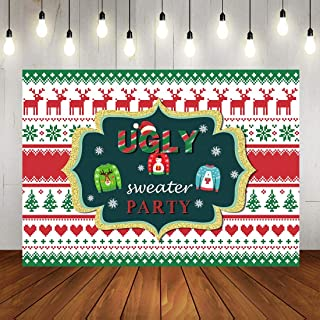 Best ugly christmas sweater vinyl Reviews