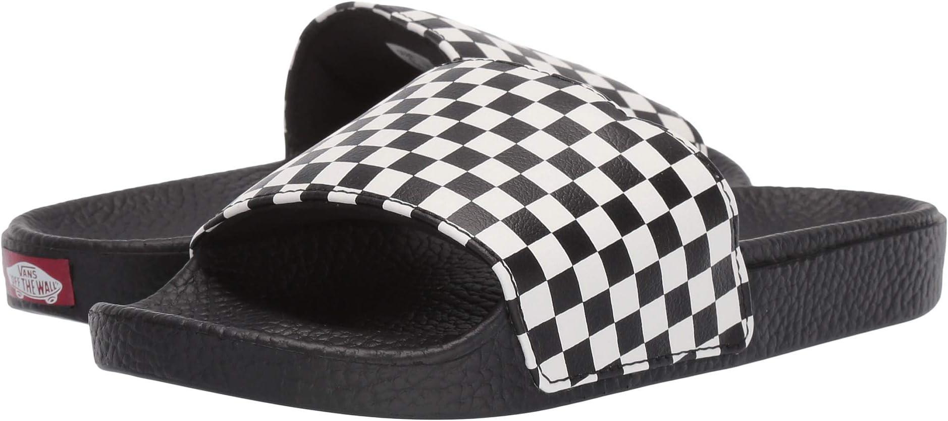 Vans® Kids Slide-On Checker Board Sandal