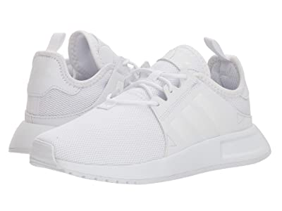 adidas Originals Kids X_PLR (Big Kid) (White) Kids Shoes