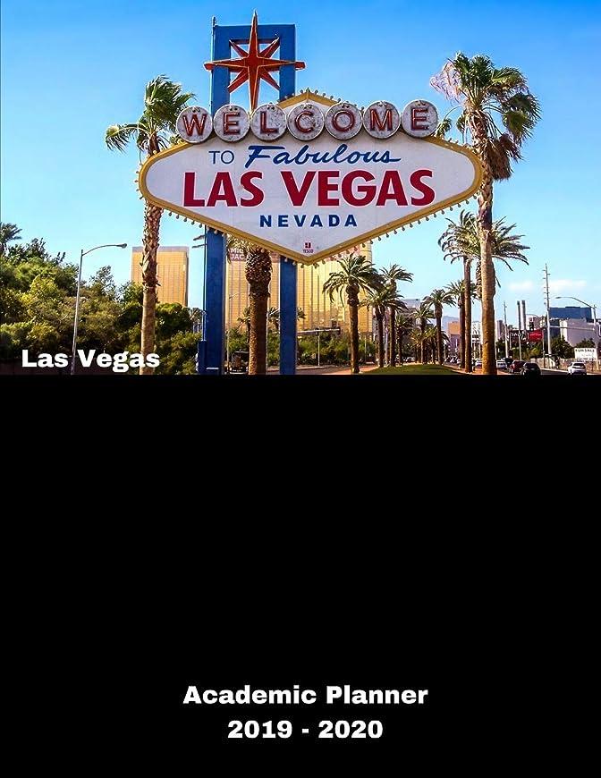 色合いロバ倫理Las Vegas 2019 - 2020 Academic Planner: An 18 Month Weekly Calendar - July 2019 - December 2020
