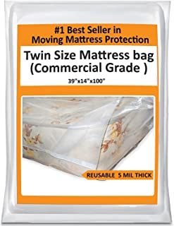Best plastic cover for mattress for moving Reviews