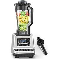 Elechomes 1600W Professional Kitchen High-Speed Countertop Smoothie Blender with 70oz Tritan BPA-Free Pitcher