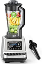 Elechomes Countertop Smoothie Blender 1600W Professional Kitchen High-Speed Blender with 70oz Tritan BPA-Free Pitcher,Commercial Blender Heavy Duty Food Processor for Smoothie Shakes Soup Nuts Batter