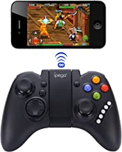 BlastCase Gapo PG-9037 Bluetooth Wireless Classic Gamepad Game Controller (with Mouse Function) for Samsung HTC Moto Addroid Tablet PC, Black