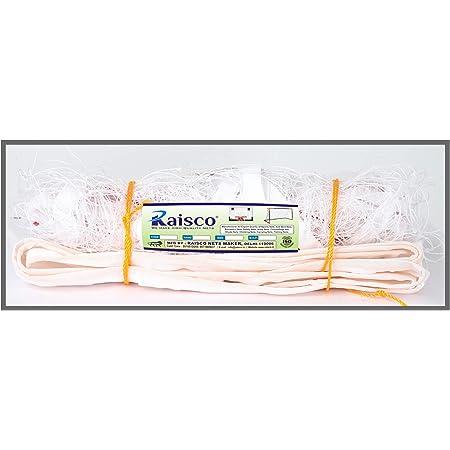 Raisco R717A Desert Volleyball Net (White, Orange)