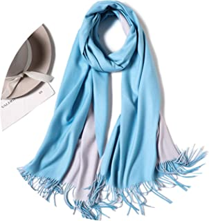 2018 winter women scarf fashion solid soft cashmere scarves