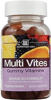 Multi Vites Gummy Vitamins - 70 - Chewable