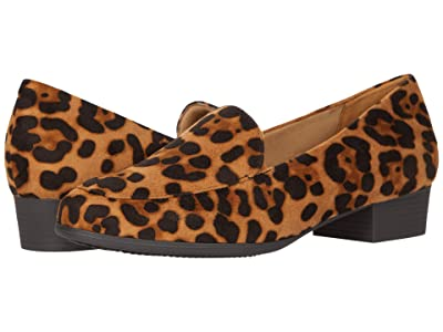 Trotters Monarch (Tan Leopard) Women