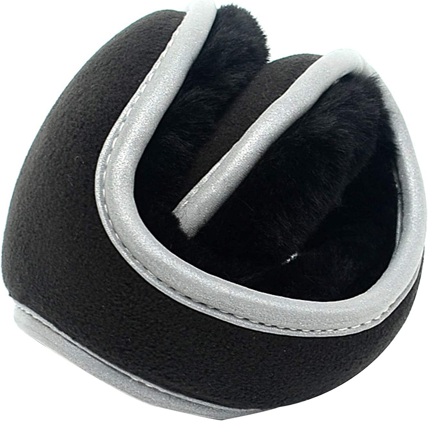 Max 48% OFF Winter Ear Muffs Foldable Solid Warme Earmuffs Fleece Price reduction Color