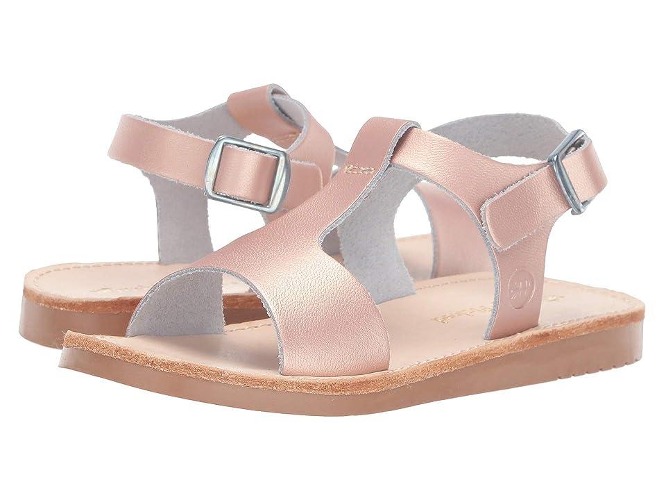 Freshly Picked Malibu Sandal (Infant/Toddler/Little Kid) (Rose Gold) Girls Shoes