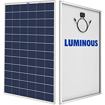Luminous Poly Crystalline Solar Panel 165 Watt- 12 Volt