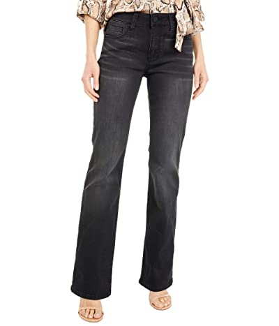 KUT from the Kloth Natalie Bootcut in Mystical Black (Mystical Black Wash) Women