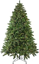 Northlight 32915500 7.5 ft. Pre-Lit Mixed Scotch Pine Artificial Christmas Tree - Clear Lights