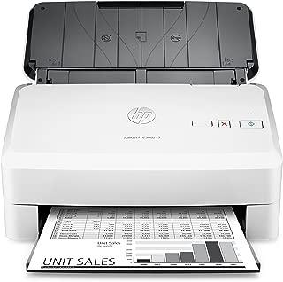 HP ScanJet Pro 3000 s3 Sheet-feed OCR Scanner