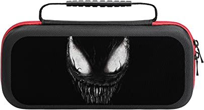 $20 » Movie Black Dark Spider-Boy Bag, Switch Travel Carrying Case for Switch Lite Console and Accessories, Shell Protective Cov...