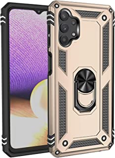 BAIDIYU Case for Oppo A15/A15s/A35 Phone case, Shock absorption, bracket, drop resistance, TPU + PC double-layer design, s...