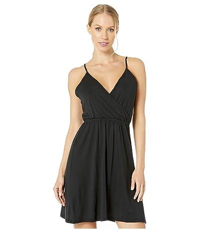 Volcom Not My Luv Cami Dress (Black) Women