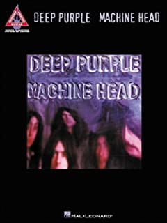 Hal Leonard Deep Purple Machine Head Tab Book