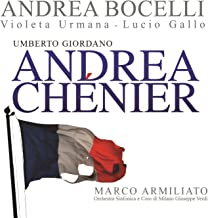 Best andrea chenier bocelli Reviews