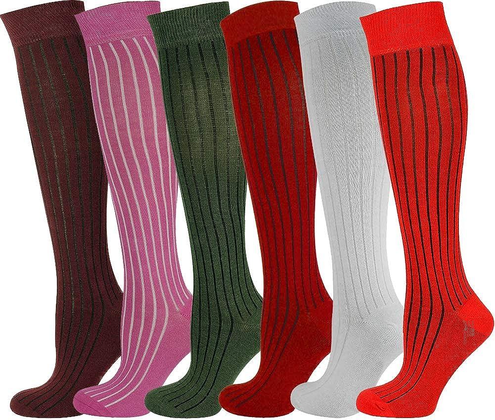Mysocks Unisex Knee High Max 87% OFF List price Plain Long Socks